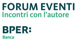 Forum Eventi: rinviato lincontro di domenica con Marco Bianchi